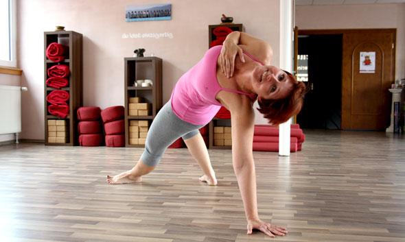 TanYoga - Yoga und Massage in Reichelsheim / Odenwald - Tanja Stahl